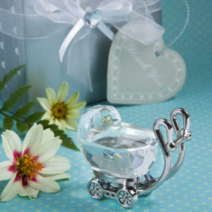 baby shower carriage favors