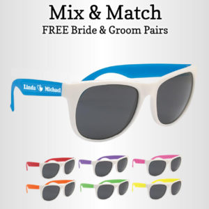 Personalized Sunglasses No Minimum