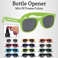 custom bottle opener sunglasses