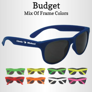 Wedding Favor Sunglasses
