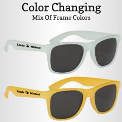 sunglasses wedding favors customized