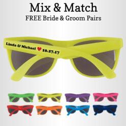customized sunglasses no minimum