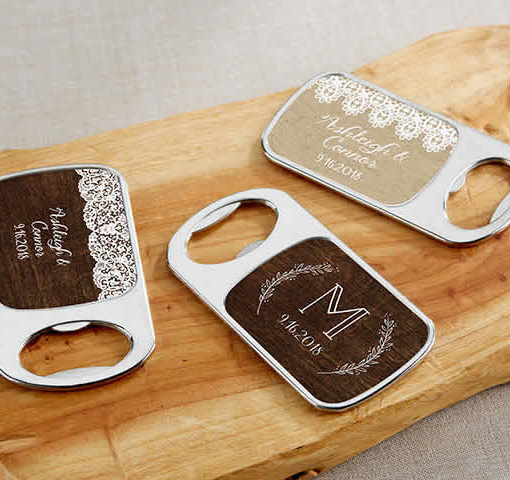 customize bottle opener