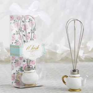 whisk baby shower favors