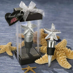 starfish bottle stopper
