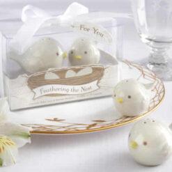 Ceramic Birds Salt & Pepper Shakers