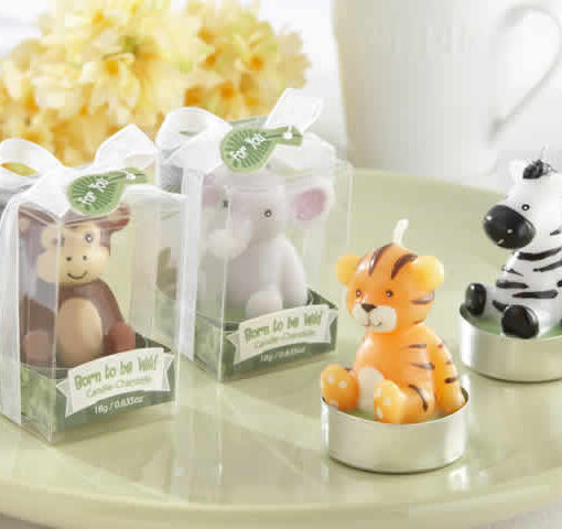safari baby shower favors