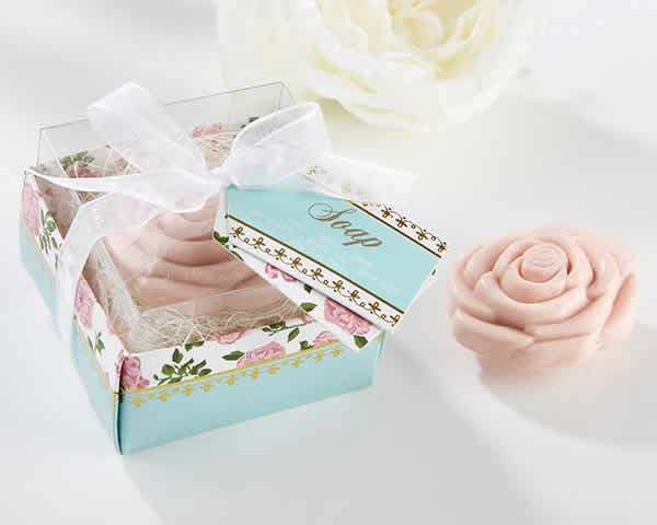 Baby Shower Favors Tea Party ~ Tea party soap baby shower favors pink rose free