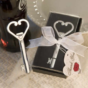 heart key bottle opener