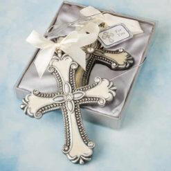 cross ornament favors