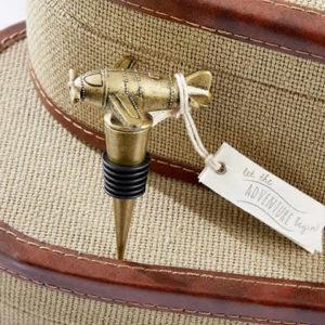 Airplane Bottle Stopper