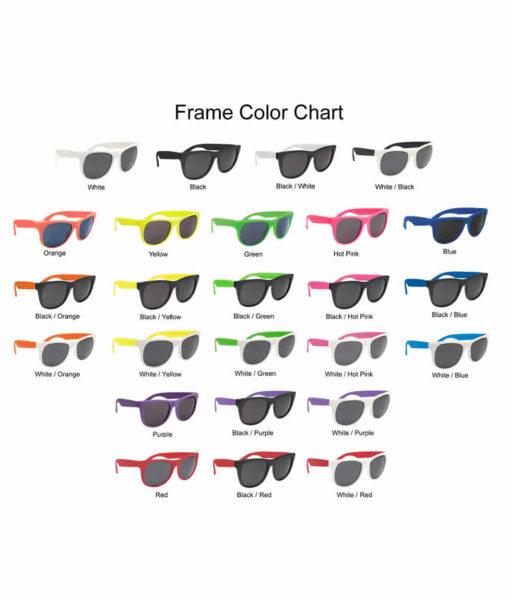 Wedding Favor Sunglasses Budget
