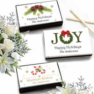 holiday Match Boxes 8
