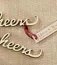 gold bottle opener wedding favors