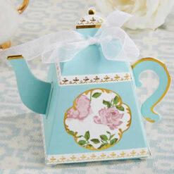 tea party favor boxes