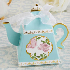 tea party favor boxes