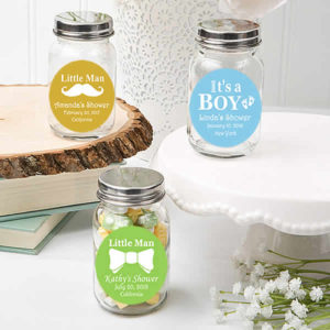 Baby Boy Baby Shower Favors