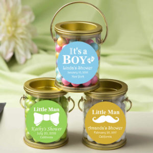 baby shower favors boys