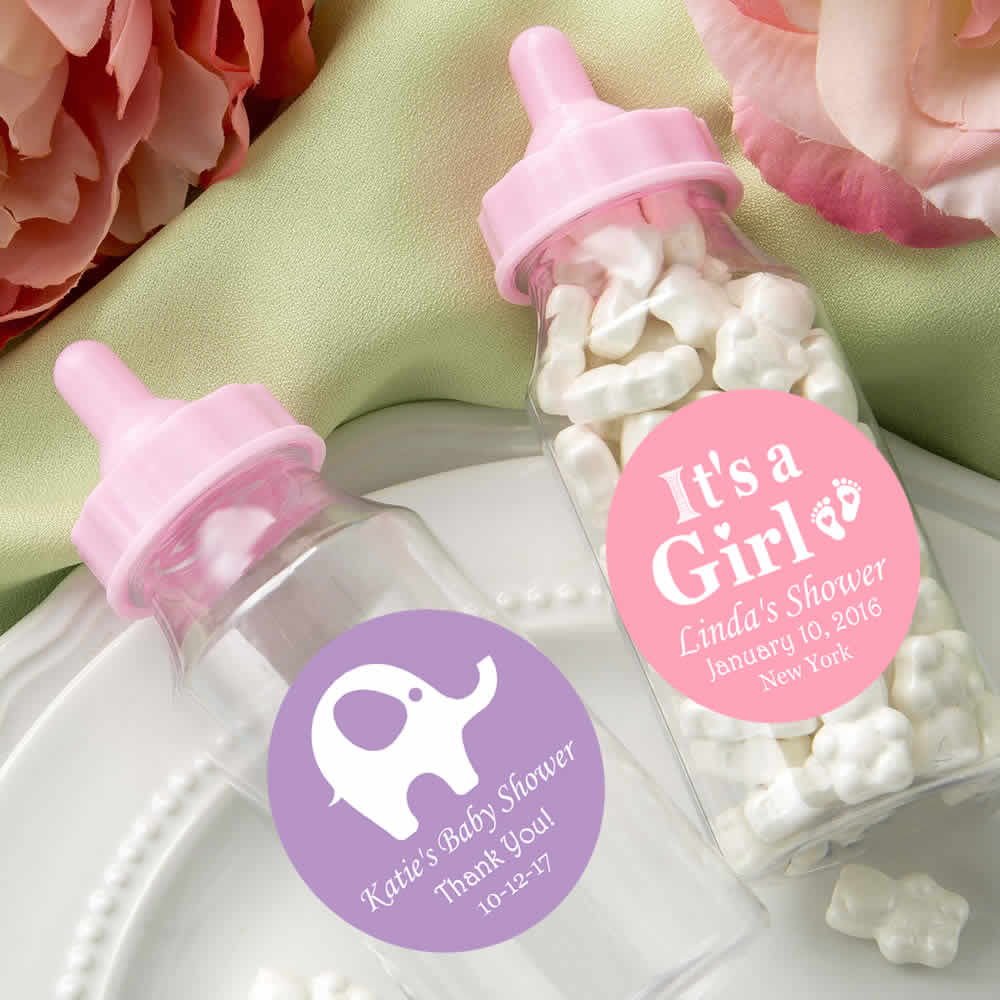 Best Baby Shower Favors Personalized Baby Bottle Free Assembly