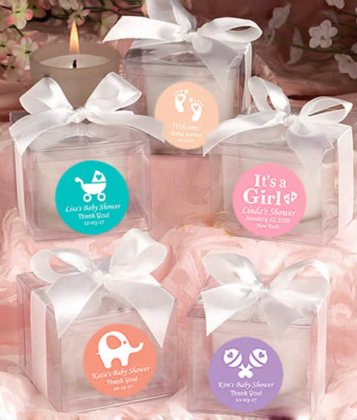 Party Favors for Baby Shower Girl