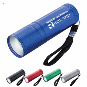 Pocket Flashlight With Strap