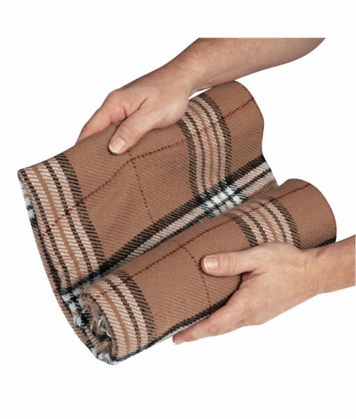 blanket opening