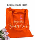 bridesmaid bags for wedding day