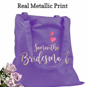 bridesmaid goodie bags