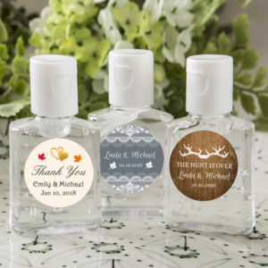 cheap hand sanitizer favors