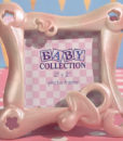 Pink Pacifier Photo Frame