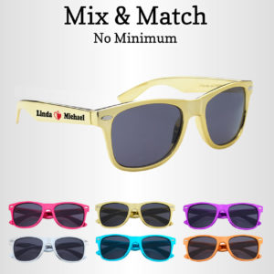 3d181999d3 Wedding Sunglasses Favors LOWEST Price Best Personalized Sunglasses ...