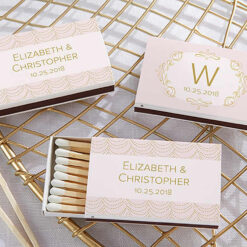modern wedding favors