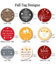 tag design chart fall