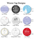 tag design chart winter