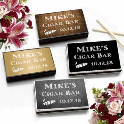 wedding cigar bar ideas