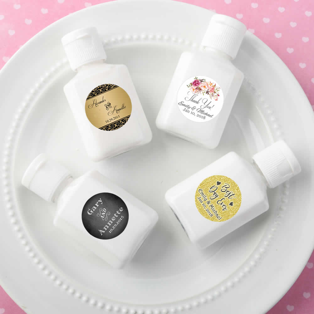 Mini Hand Lotion Favors Lotion Party Favors Vanilla Scent - FREE ...