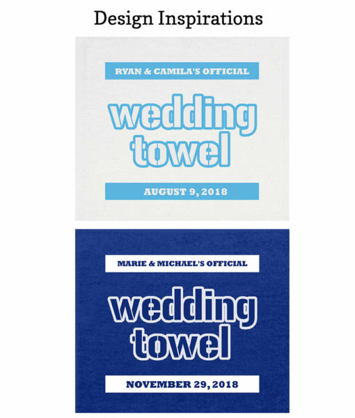 wedding terrible towel
