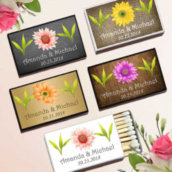 wedding matches daisy