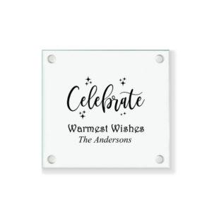 celebrate coasters