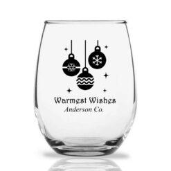 ornaments wine glass
