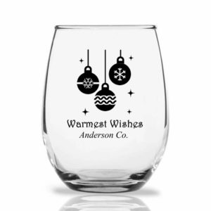 ornaments wine glass
