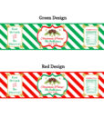 pine cones label designs