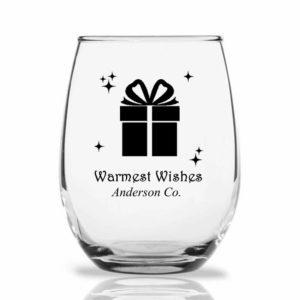 present wine glass