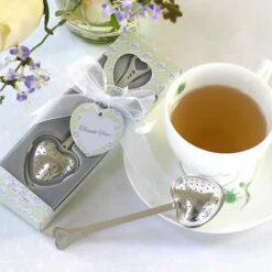 tea infuser bridal shower favors