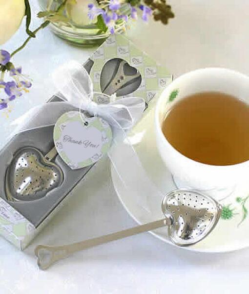 tea infuser wedding favors